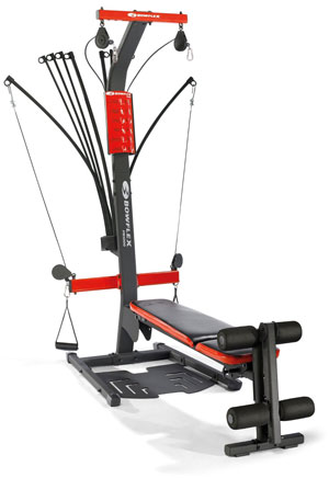 bowflex pr1000 - home gym