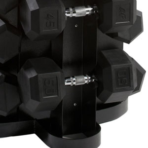 CAP Barbell sdrs-550r - hex dumbbell