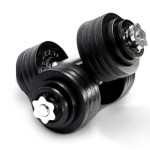 yes4all dumbbells - 2 x 52.5 lb