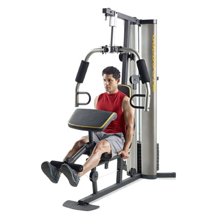 gold's gym xr 55 - gym machine