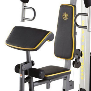 gold's gym xr 55