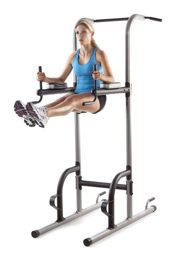gold's gym xr 10.9 - dips station