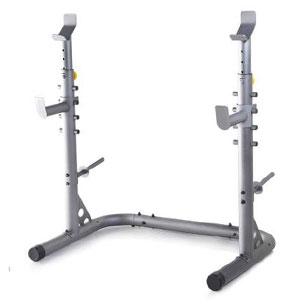 gold's gym squats rack - xrs 20