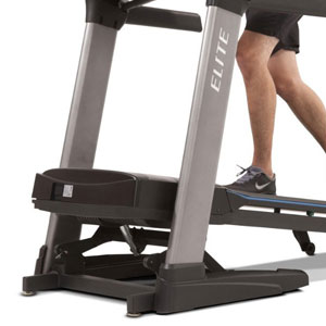 horizon t7 treadmill - incline