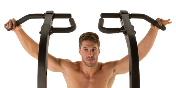 ironman triathlon x-class power tower - pull-up station