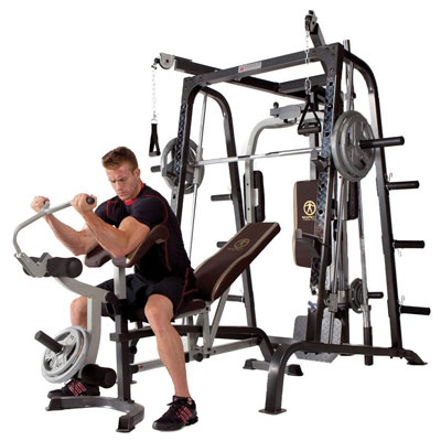 Marcy Diamond Elite MD-9010G Smith Machine Review
