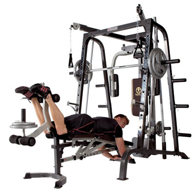 Marcy Diamond Elite Md 9010g Smith Machine Review