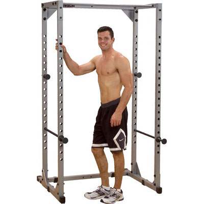 PowerLine Body-Solid Power Rack - PPR200X