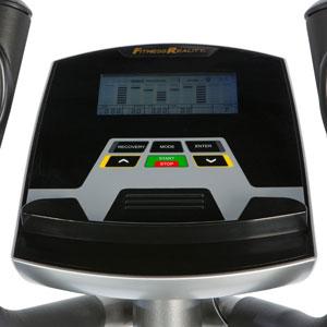 paradigm e5500xl elliptical - console