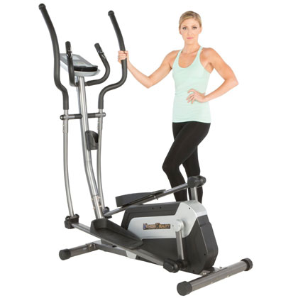 fitness reality e5500xl elliptical machine - by paradigm health and fitness