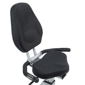stamina elite - 4 way adjustable seat