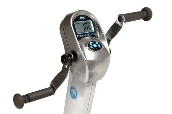 stamina elite total body - hand pedals
