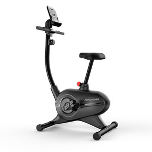 FitLeader UF4 Upright Exercise Bike