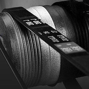 fitleader uf4 - drive belt