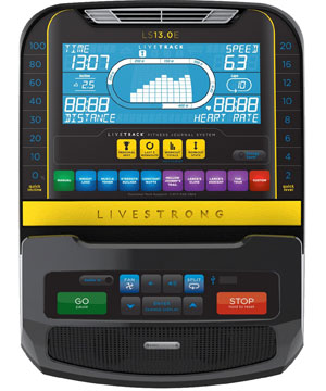 livestrong fitness ls13.0E-2 - console