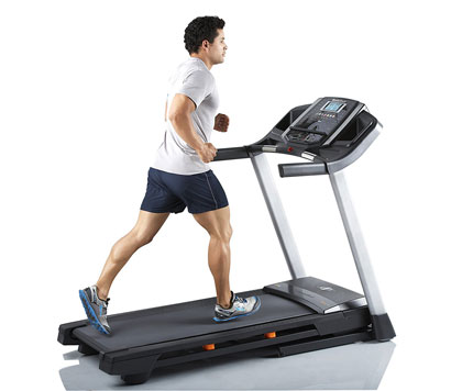 nordictrack t6.5 s - running treadmill