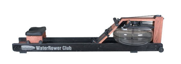 waterrower club model - frame side view