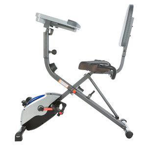 Exerpeutic WORKFIT 1000 Semi-Recumbent Exercise Bike