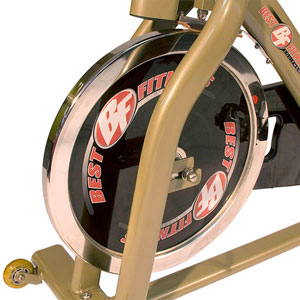 body-solid best fitness bfsb5 - flywheel