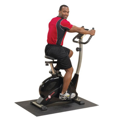 body solid best fitness bfub1 - magnetic upright bike