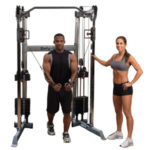 body-solid gdcc210 - cross trainer