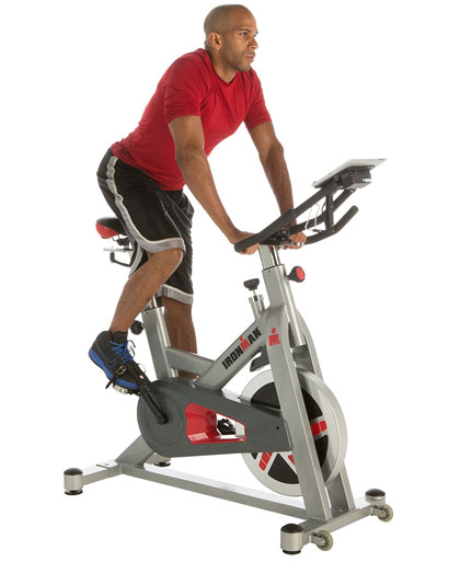 ironman h-class 520 - indoor cycling bike