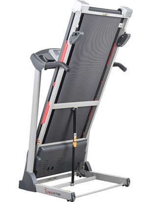 sunny health and fitness sf-t7603 - folding treadmill