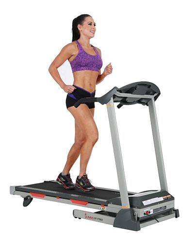 sunny sf-t7603 - running treadmill
