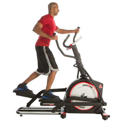 ironman triathlon x-class 610 - magnetic elliptical machine