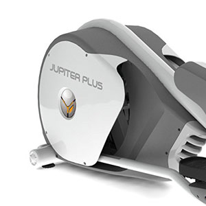 yowza fitness jupiter plus - rear drive elliptical trainer