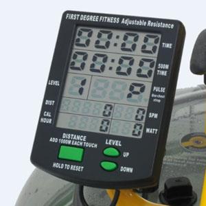 fdf daytona challenge AR - fitness meter unit