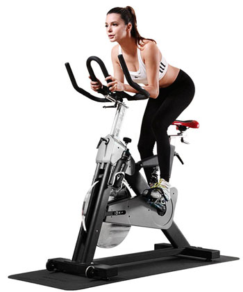 L NOW LD-501 - commercial indoor cycle trainer