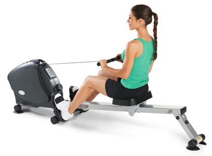 LifeSpan RW1000 - magnetic rowing machine