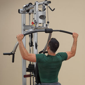 powerline p1x - lat pulldown station