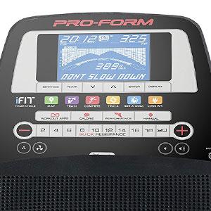 proform 515 csx - bike computer