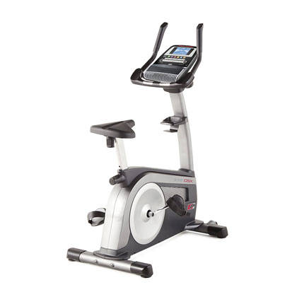 proform 515 csx - upright exercise bike