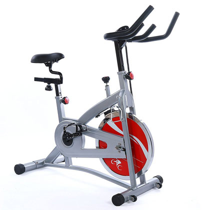 sunny health & fitness sf-b1421 - indoor cycle trainer