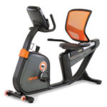 advanced fitness group afg 7.3ar - recumbent bike