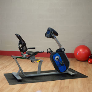 Body Solid B4R Endurance Recumbent Bike