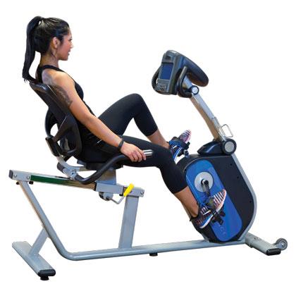 body solid b4r endurance - recumbent bike
