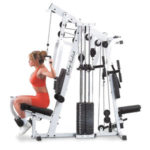 body solid exm2500s - weight machine