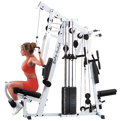 body solid strengthtech exm2500s