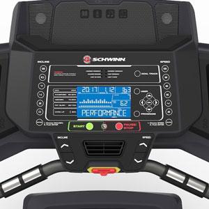schwinn 830 my16 - 2016 - console