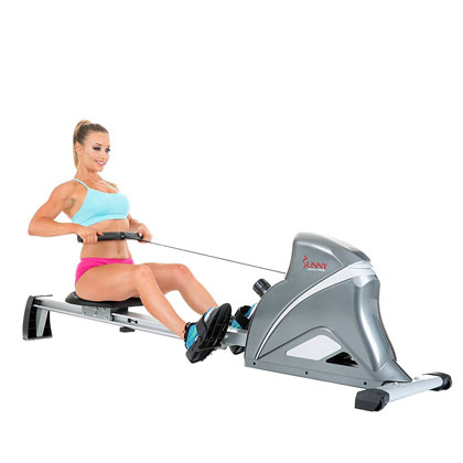 sunny sf-rw5508 - magnetic rower