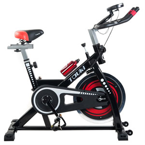 Tauki Indoor Upright Exercise Bike