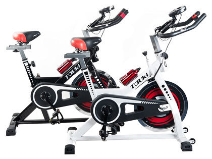 tauki indoor cycle - black and white models