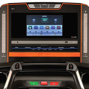 afg 7.3at - touchscreen console