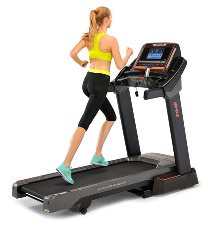 afg 7.3at - running treadmill