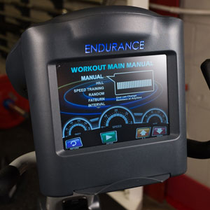 body-solid endurance b5r - touchscreen console