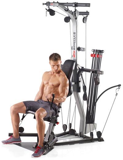 bowflex home gym - model xtreme 2se
